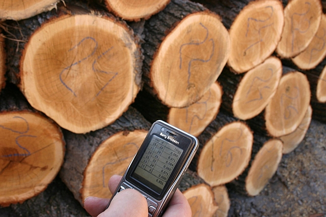 Mobile Timber - Digital Calipers & Softwares for Wood